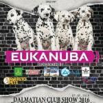 DAlMATIAN CLUB SHOW - PARVOMAY 2016 - BISS